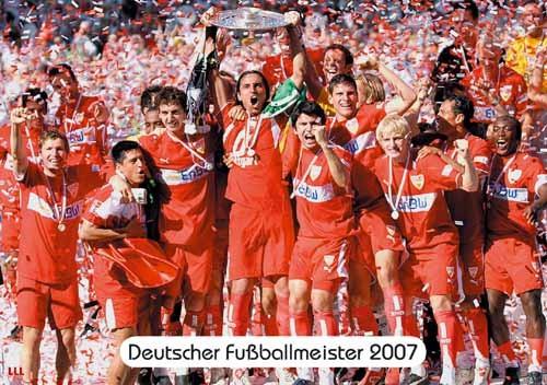 Deutscher Meister 2007