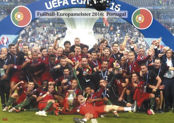 Fußball-Europameister 2016