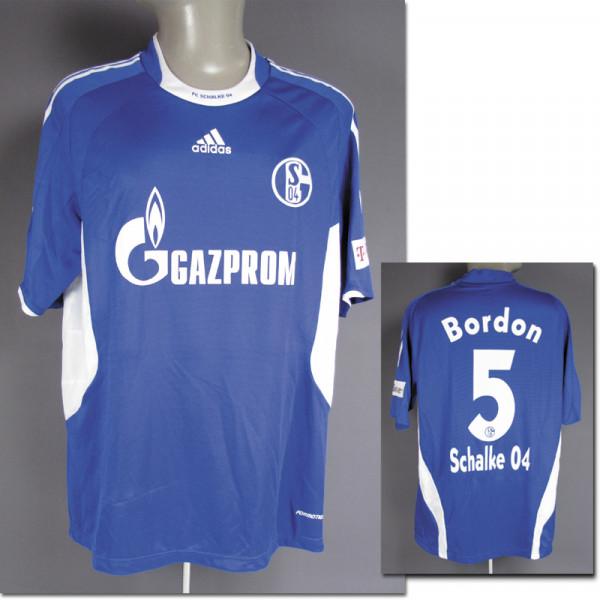 Spielertrikot FC Schalke 04 2008/09, Bordon, Schalke 04 - Trikot 2008