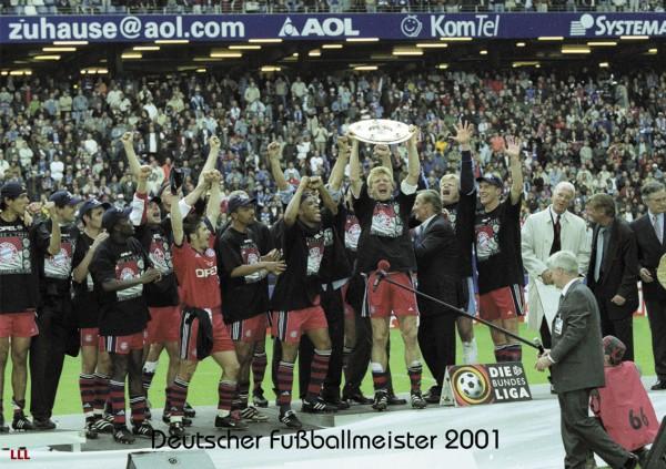Deutscher Meister 2001