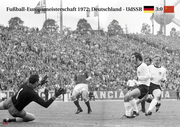Germany - USSR 1972