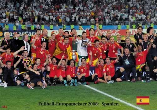Fußball-Europameister 2008