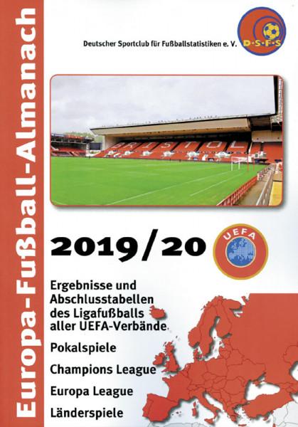 European Football Almanac 2019/20