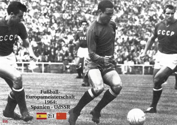 Spanien - UdSSR 1964