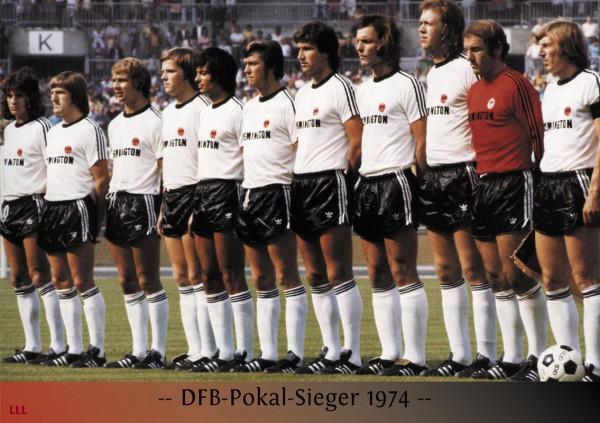 DFB-Pokalsieger 1974
