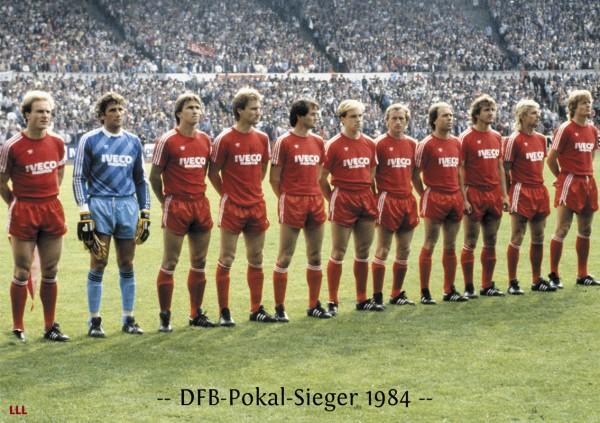 DFB-Pokalsieger 1984