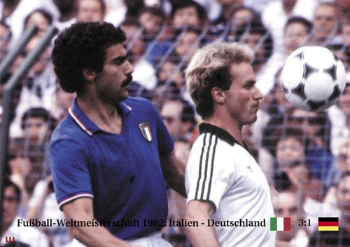 Italy-Germany 1982