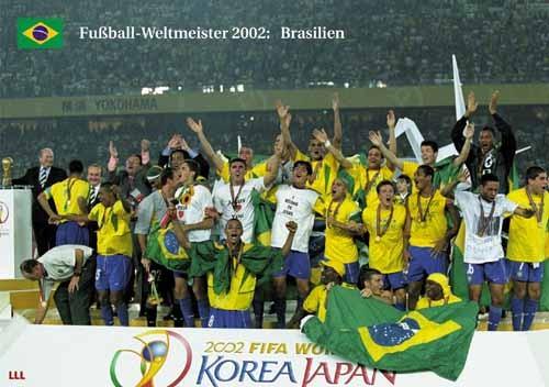 Fußball-Weltmeister 2002