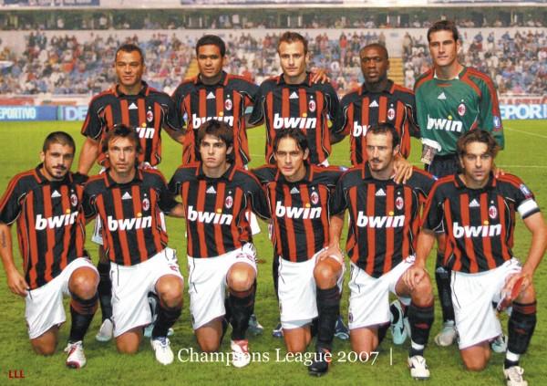 Champions League 2007