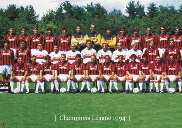 Champions League 1994