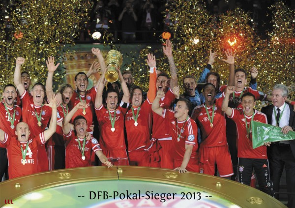 German Cup Winner 2013