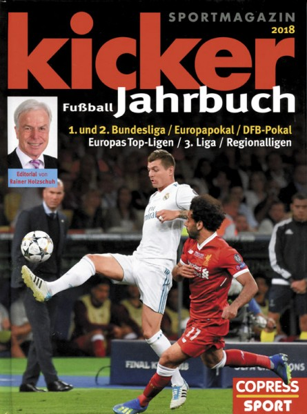 Kicker Football Annual 2017-18