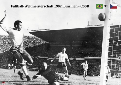 Brasilien-CSSR 1962