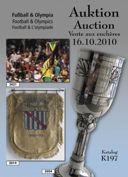 39. AGON Auktion: Auktions-Katalog: SportMemorabilia Live Kassel
