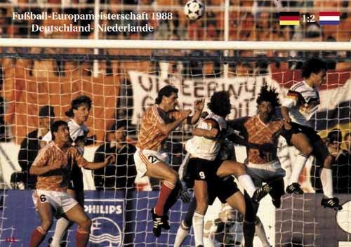 Germany-Nertherlands 1988