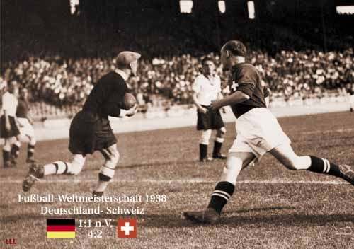 Germany-Schwitzerland 1938