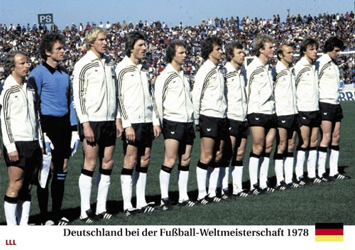 Germany at the World Cup 1978