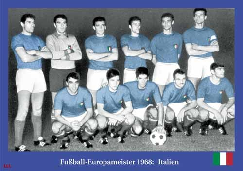 Euro Cup 1968