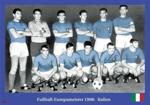 Fußball-Europameister 1968