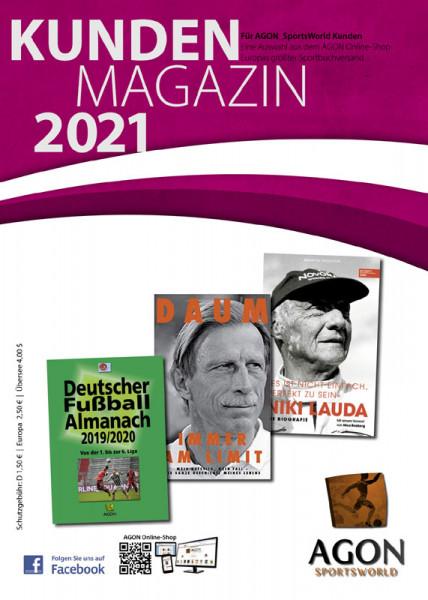 AGON Katalog: Kundenmagazin 2020