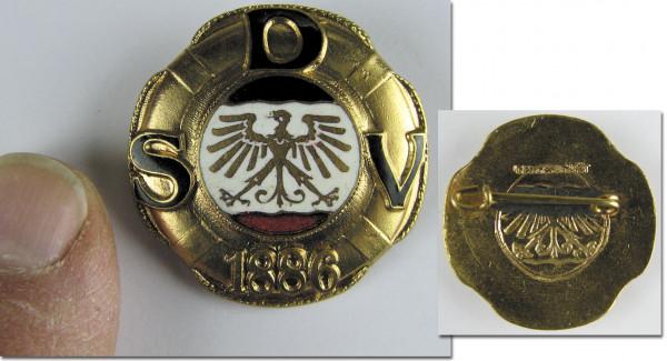 German Swimming Association 1912 Pin Olympic