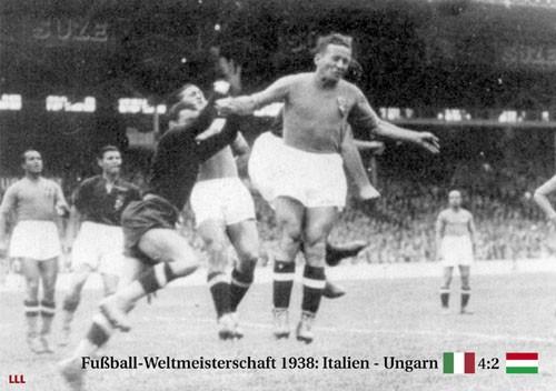 Italy-Hungary 1938