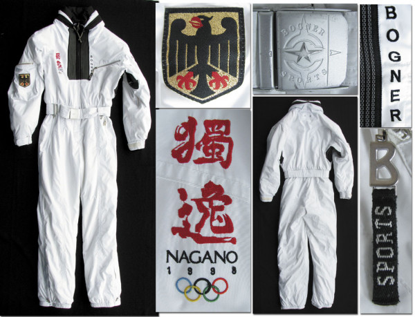 Nagano 1998, Tanja Szewczenko, Schneeanzug OWS 1998