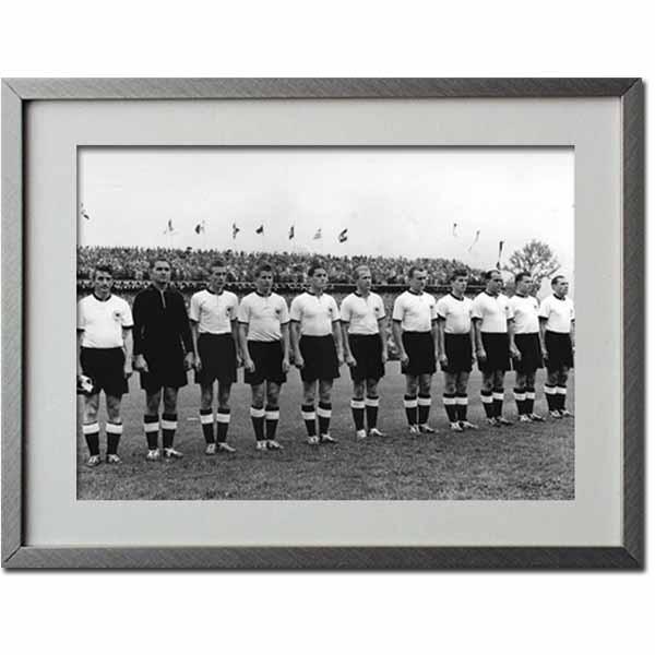 Mannschaftsfoto WM 1954, Mannschaftsfoto WM 1954