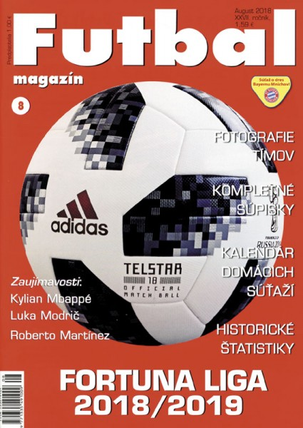 Slowakia Player's Guide 2018/19