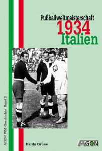Fußballweltmeisterschaft 1934 Italien