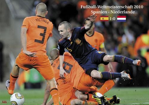 Spain-Netherlands 2010