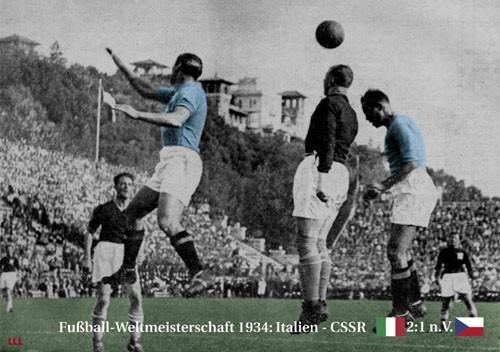 Italien-CSSR 1934