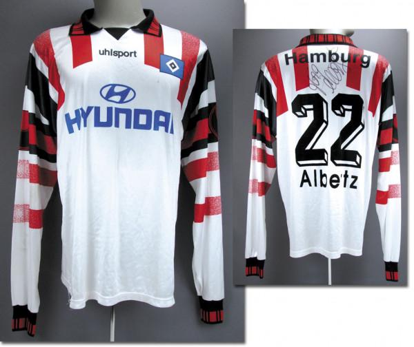 Jörg Albertz, Bundesliga Saison 1995/1996, Hamburger SV - Trikot 1995/1996