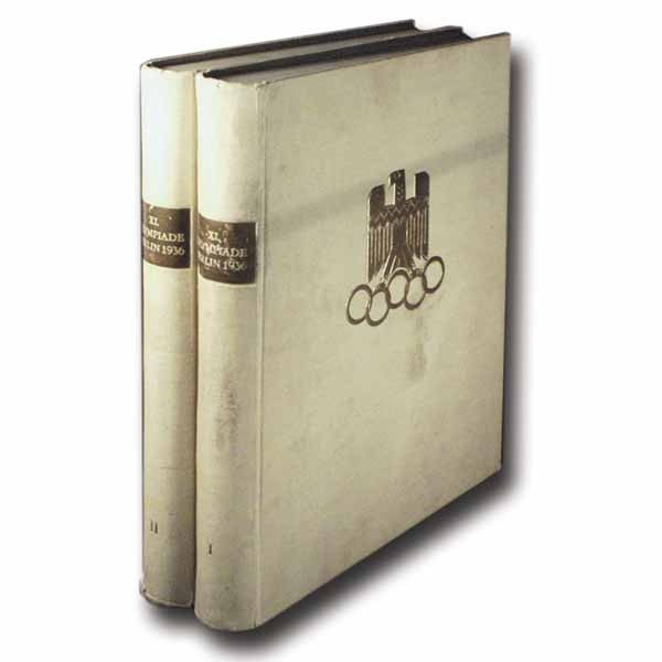 Olympic games Berlin 1936. Official Report for participants
