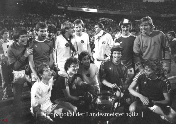 Champions League 1982