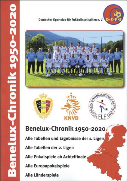 Benelux-Chronik 1950 - 2020