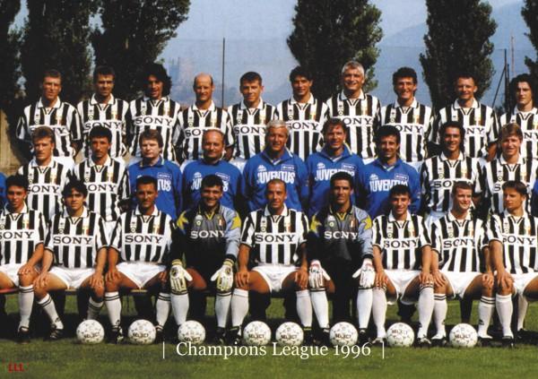 Champions League 1996