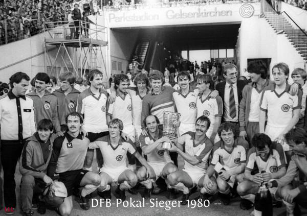 DFB-Pokalsieger 1980