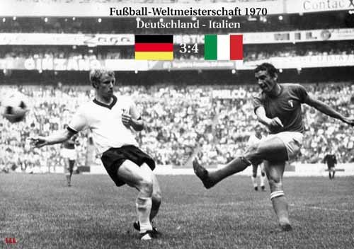 Germany-Italy 1970