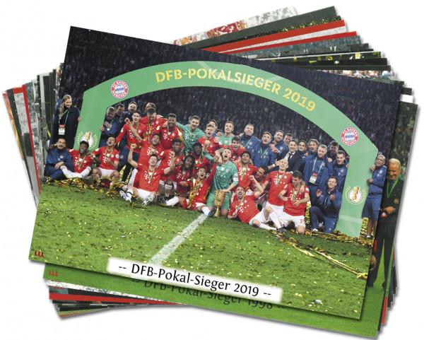 DFB-Pokalsieger FC Bayern München