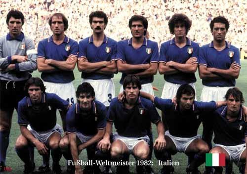 Fußball-Weltmeister 1982