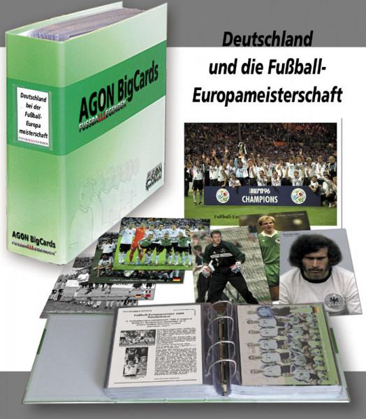Deutschland und die Fußball-EM