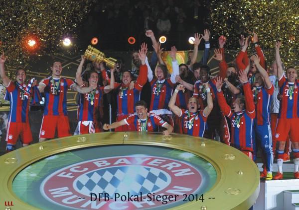 DFB-Pokalsieger 2014