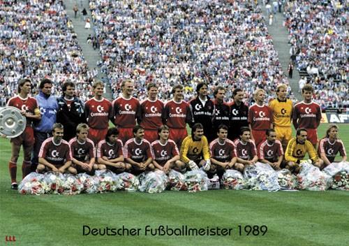 Deutscher Meister 1989