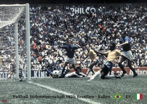 Brasilien-Italien 1970