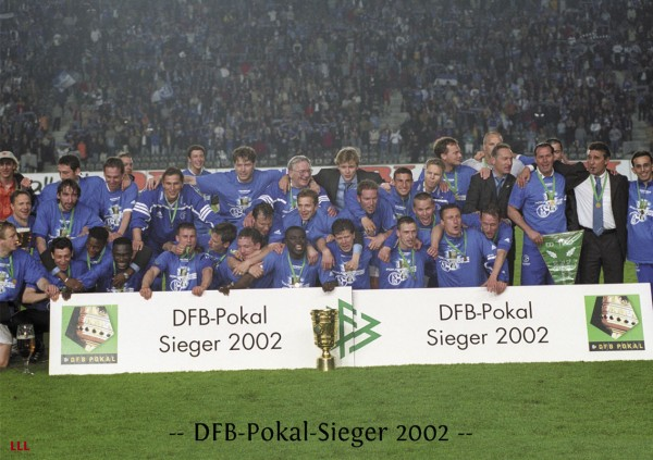 DFB-Pokalsieger 2002