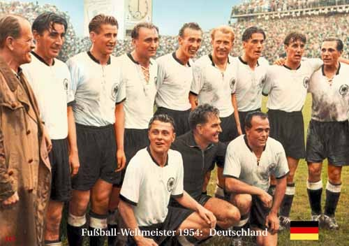 World Cup 1954