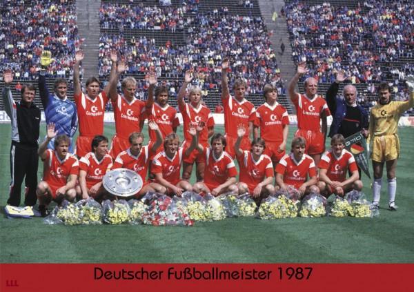 Deutscher Meister 1987