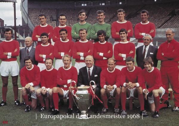Champions League 1968
