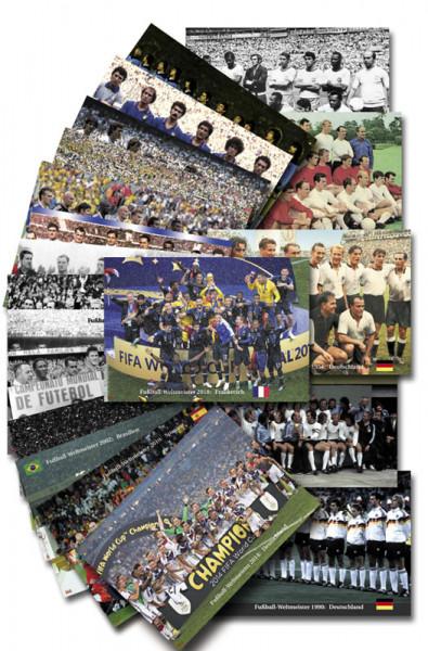 Fußball Weltmeister 1930-2018